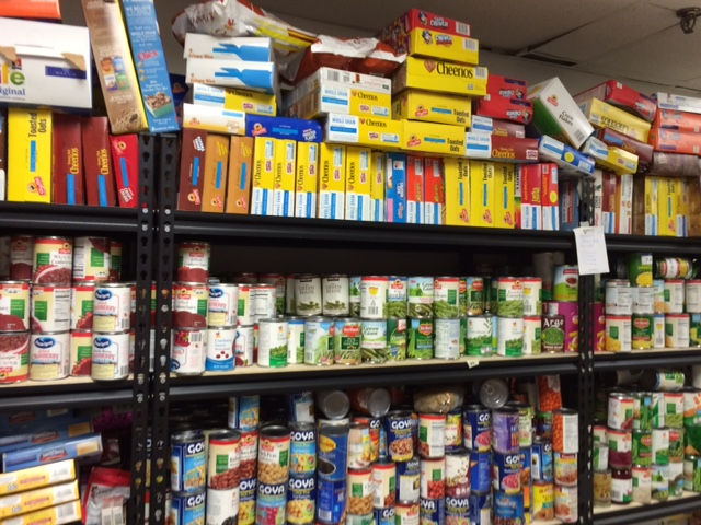 About the food pantry - Wayne Interfaith Network